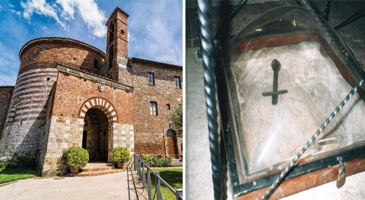 La spada nella roccia? Esiste davvero, e si trova in un'affascinante cappella del centro Italia
