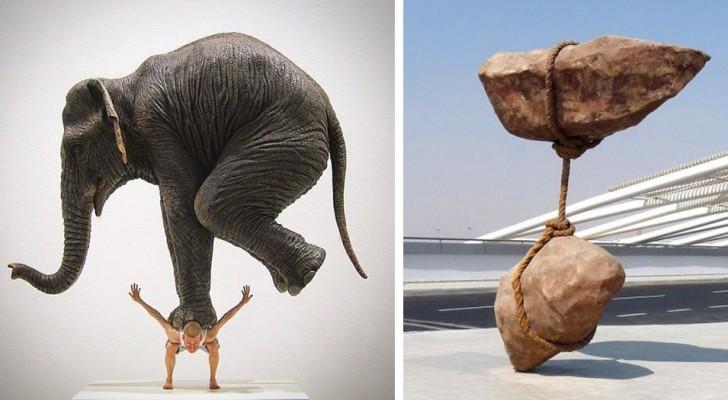 18 magnifiques sculptures devant lesquelles on ne peut que rester en extase