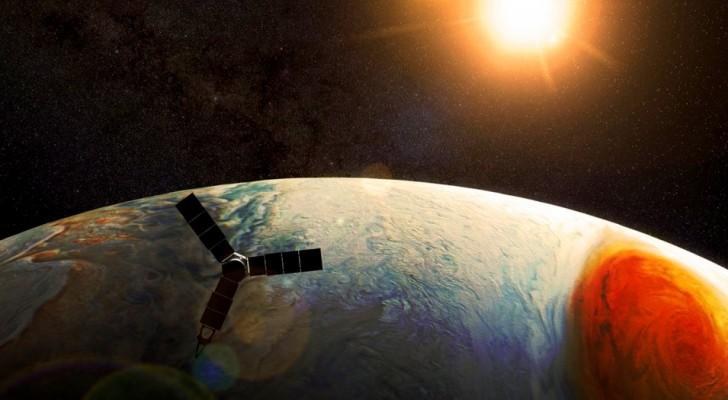 La sonda della NASA ci ha fatto arrivare 11 nuove foto di Giove: una più spettacolare dell'altra